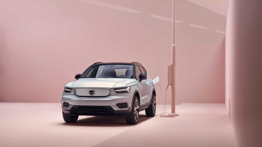 Volvo zaczęło przyjmować zamówienia na elektryczne XC40 Recharge P8 AWD