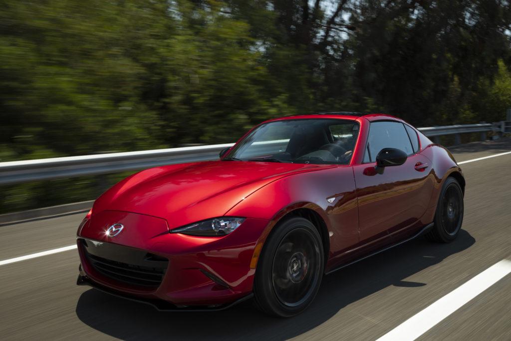 Mazda MX-5: wielka wyprzedaż w Stanach, a kiedy u nas?