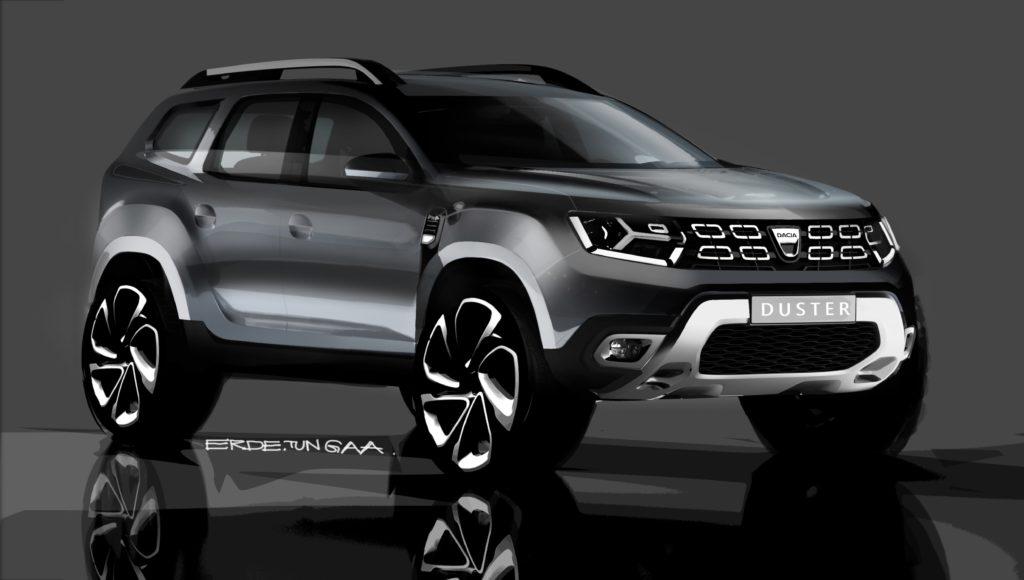 Dacia Urban City Car – pierwszy elektryk już w 2021 roku
