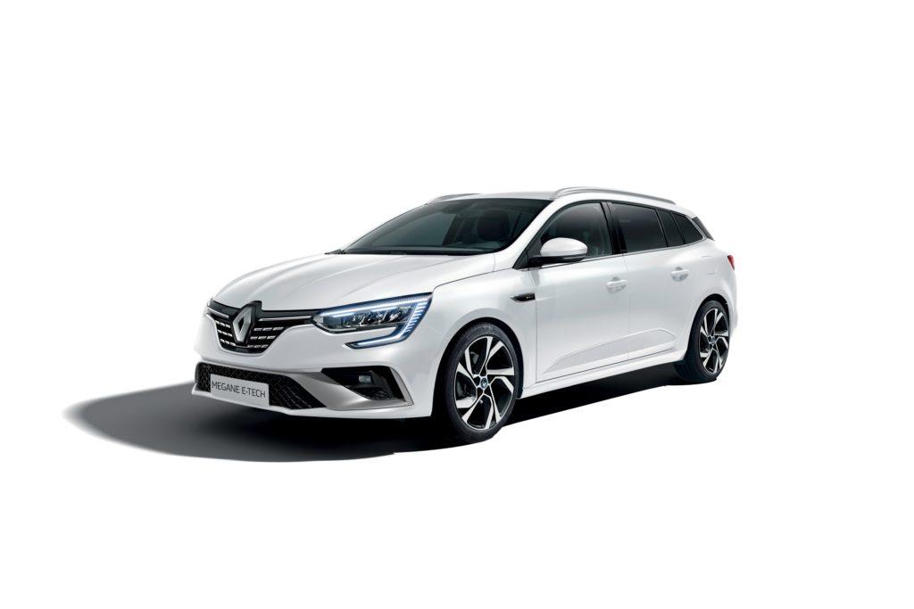 Oficjalne informacje o faceliftingu Renault Megane 2020