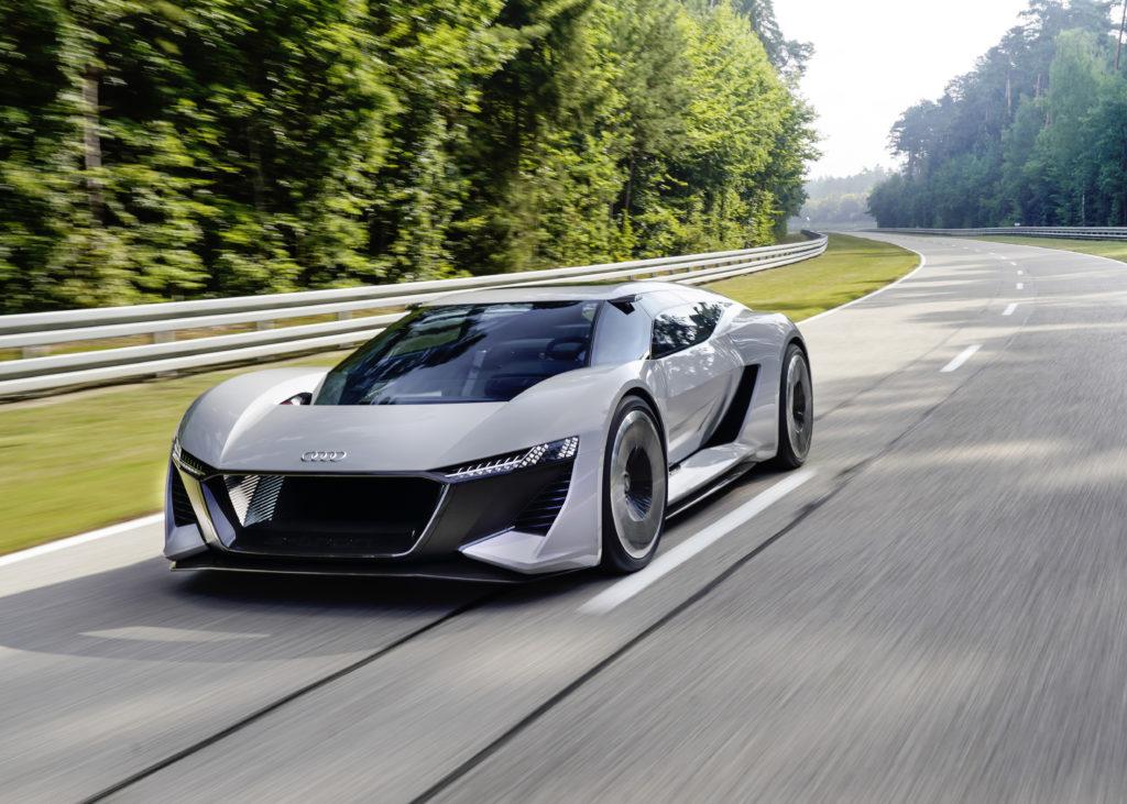 Audi R8 może stać się elektrykiem, aby zwiększyć moc i sprostać emisji