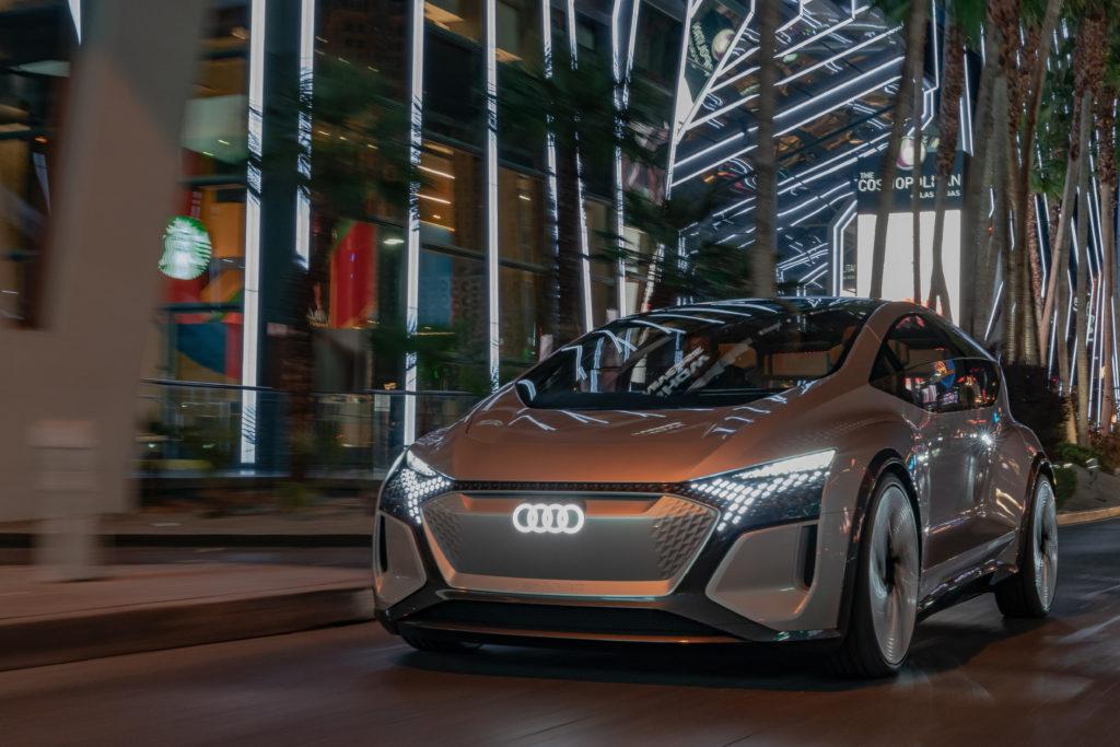 Audi chce stworzyć nowy miejski samochód, który będzie elektrykiem