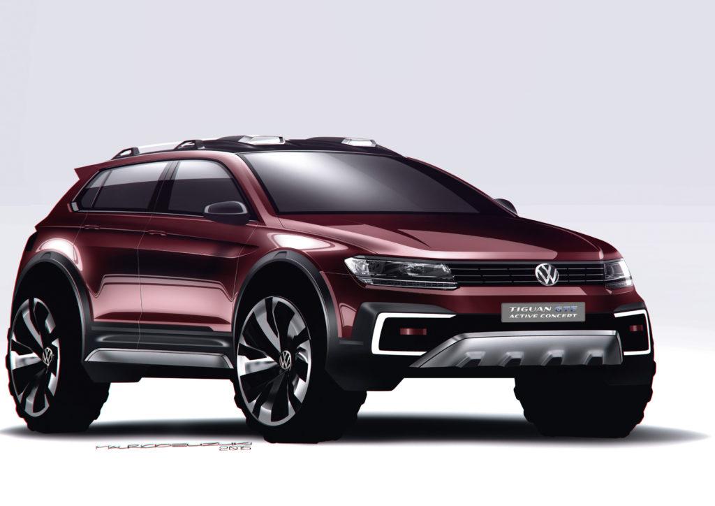 Volkswagen Ruggdzz – elektryczny SUV pojawi się w 2023 roku