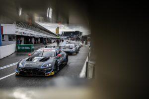 HWA kłóci się z R-Motorsport o obecność Aston Martina w DTM