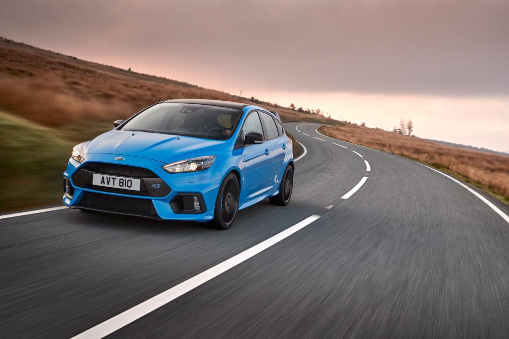 Ford Focus RS: następca musi być bardziej ekologiczny albo nigdy nie powstanie