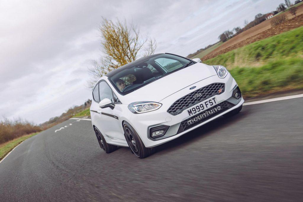 Ford Fiesta ST z nowymi modyfikacjami od Mountune ma 235 KM