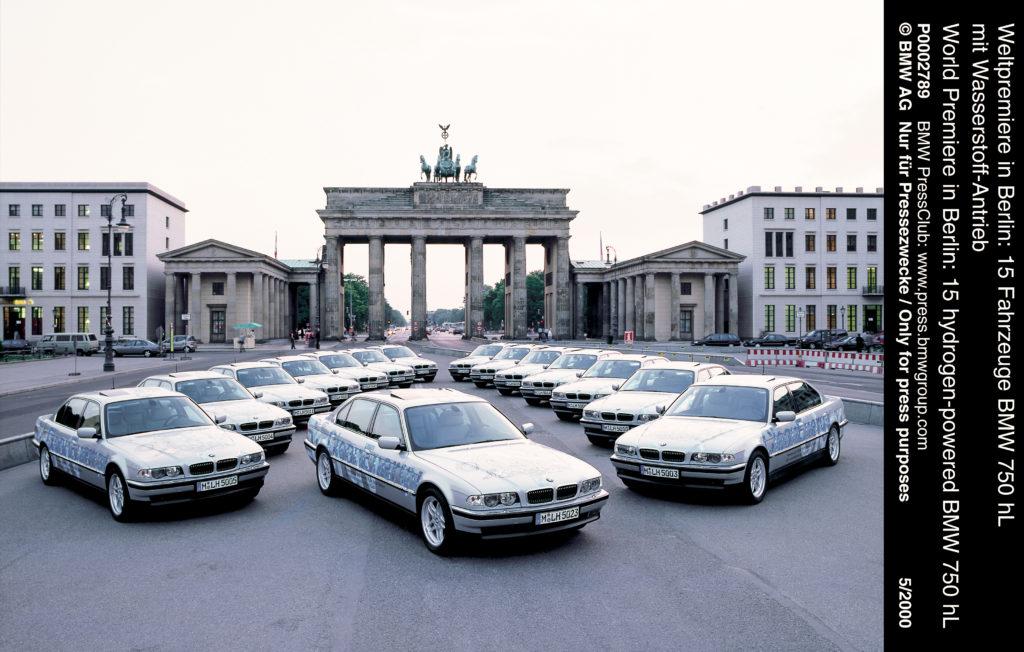 BMW na wodór – zapomniane prototypy Serii 7, które istniały naprawdę
