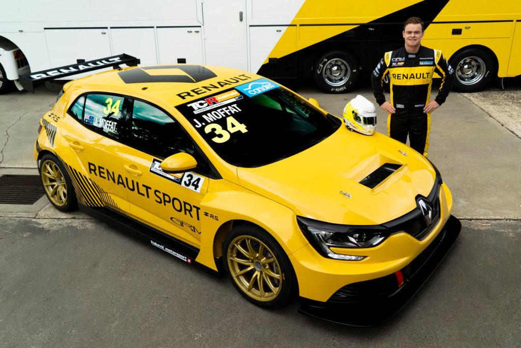 Renault Megane RS TCR – torowa wersja popularnego hot hatch'a