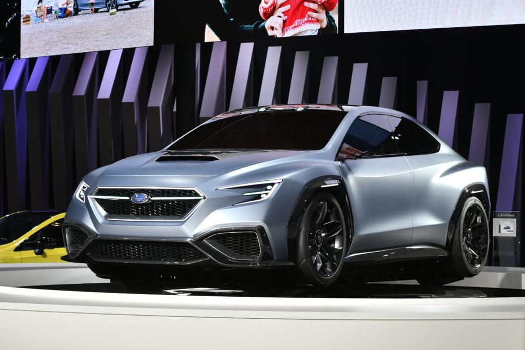 Nowe Subaru WRX STI dostanie silnik 2.4 typu Boxer o mocy 400 KM