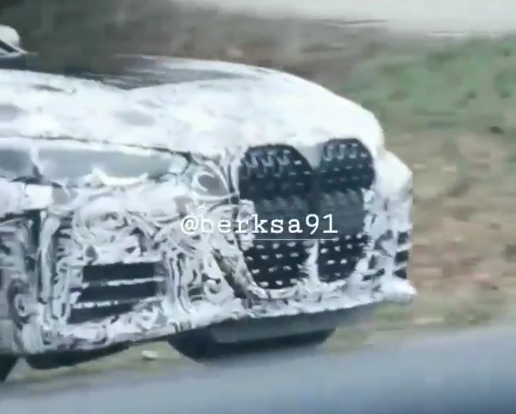 Nowe BMW serii 4 po raz pierwszy bez kamuflażu na nerkach