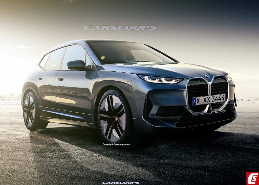 BMW iX, czyli co może zaoferować elektryczny SUV znany jako iNEXT
