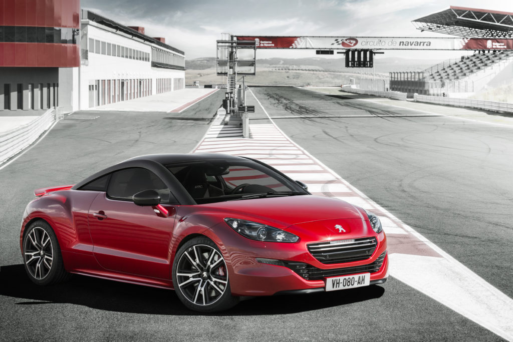 Peugeot wyjaśnia problem samochodów o nadwoziu Coupe, w tym RCZ