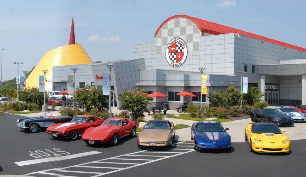National Corvette Museum – kolejne muzeum zamknięte przez COVID-19