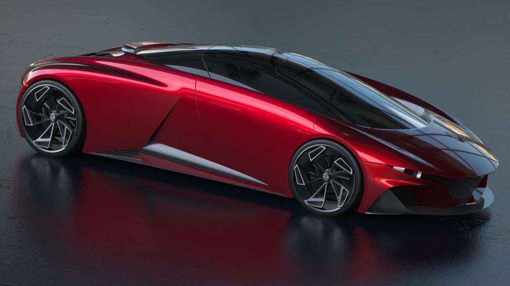 Mazda 9 – nowy super samochód z Japonii może stać się faktem?