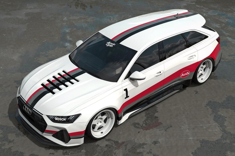 Audi RS6 C8