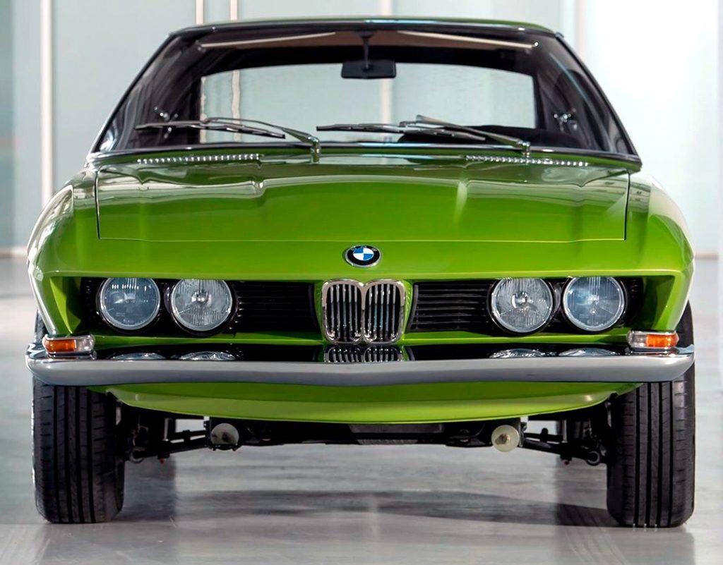 BMW 2800 GTS – przepis na najmniejsze nerki na świecie i to od BMW