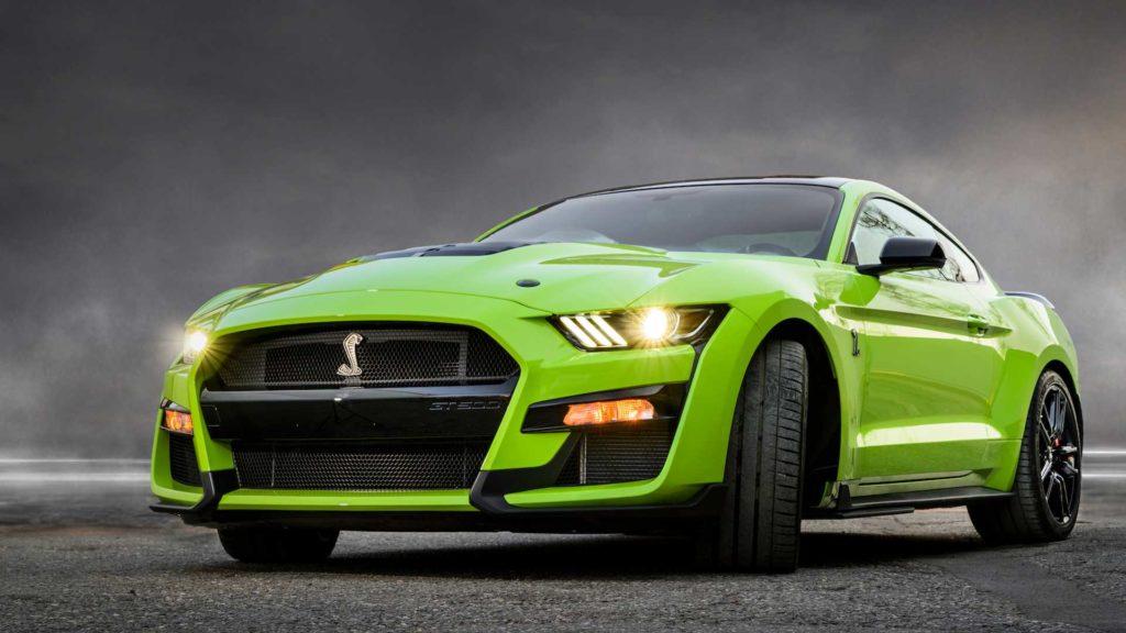 Nowy Ford Mustang Shelby GT500 do kupienia oficjalnie w Austrii