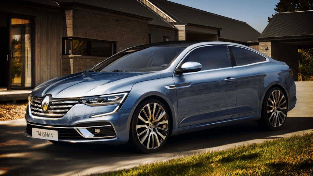 Renault Talisman Coupe – konkurencjo bój się, nadchodzi klasa premium