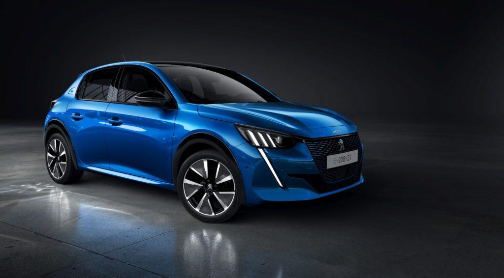 Peugeot 208 otrzymuje tytuł Car of the Year 2020 pokonując Teslę Model 3