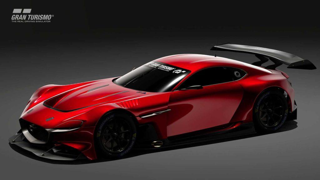 Mazda RX-Vision GT3 Concept – od 25 maja w Gran Turismo Sport