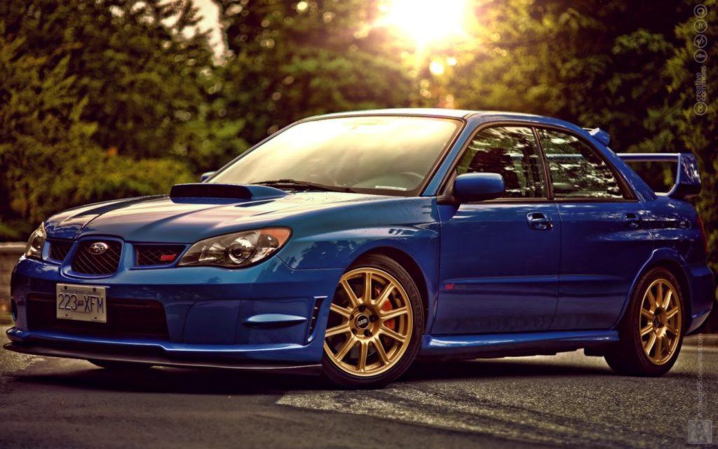 """""""Czterema kołami przez świat"""": Subaru Impreza"""