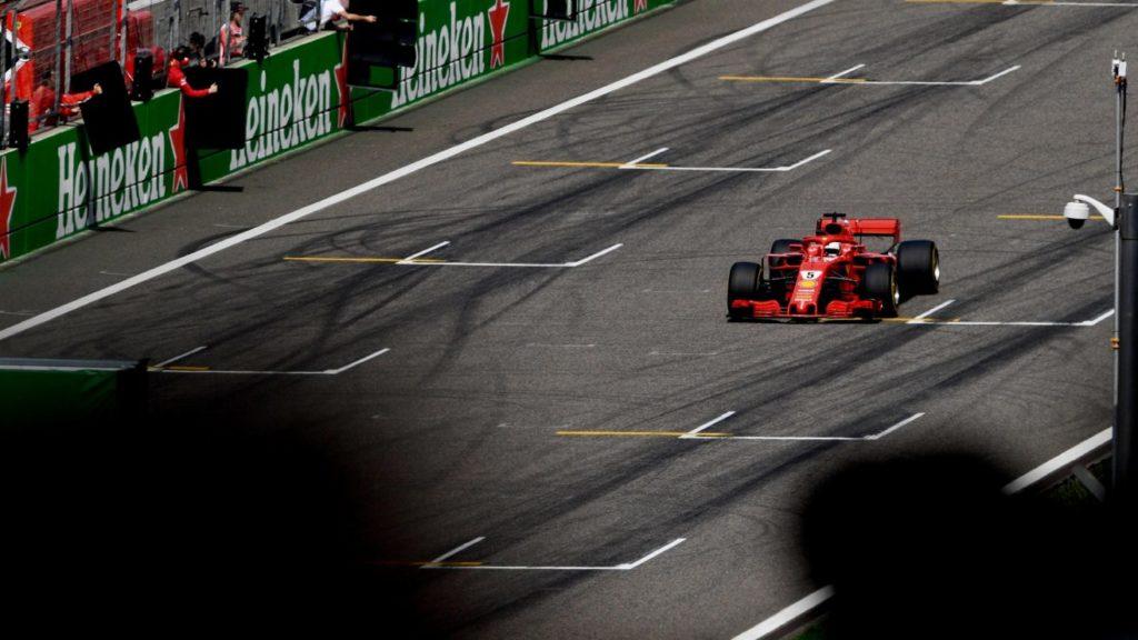 Formula 1 – Grand Prix Chin 2019 – Relacja na Żywo