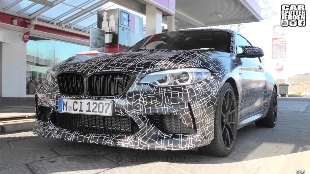 BMW M2 CS – Mocniejsze, szybsze, lepsze
