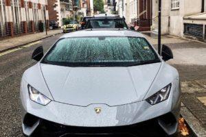 """Czterema kołami przez świat"": Lamborghini Huracán"