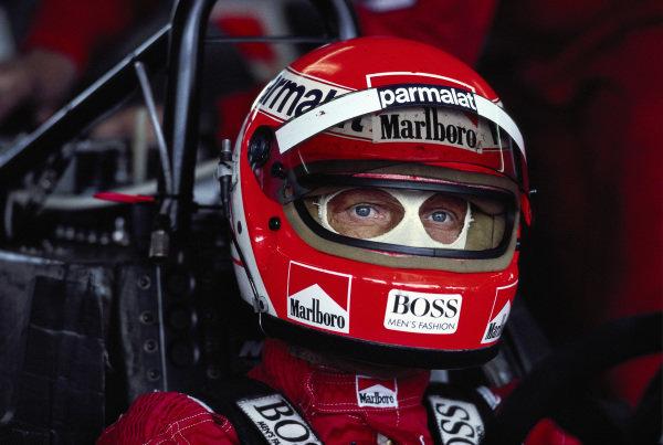 Niki Lauda – historia o tym jak Feniks powstał z popiołów [Biografia]
