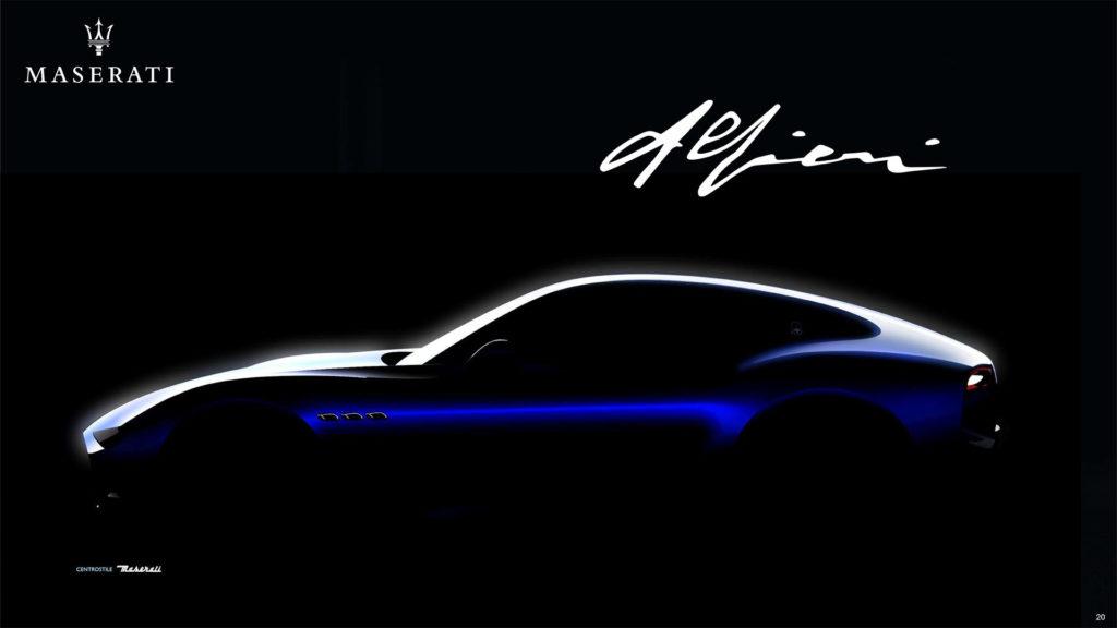 Maserati chce zachować silnik spalinowe, ale jednocześnie uśmierca GranTurismo