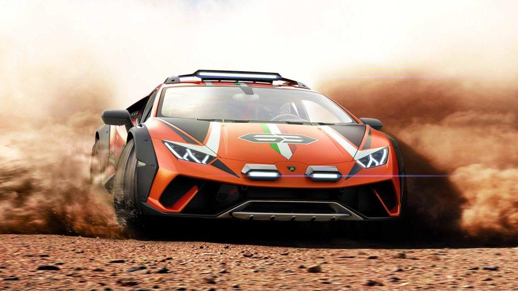 Lamborghini Huracán Sterrato – zwariowany i ekscytujący pomysł Włochów