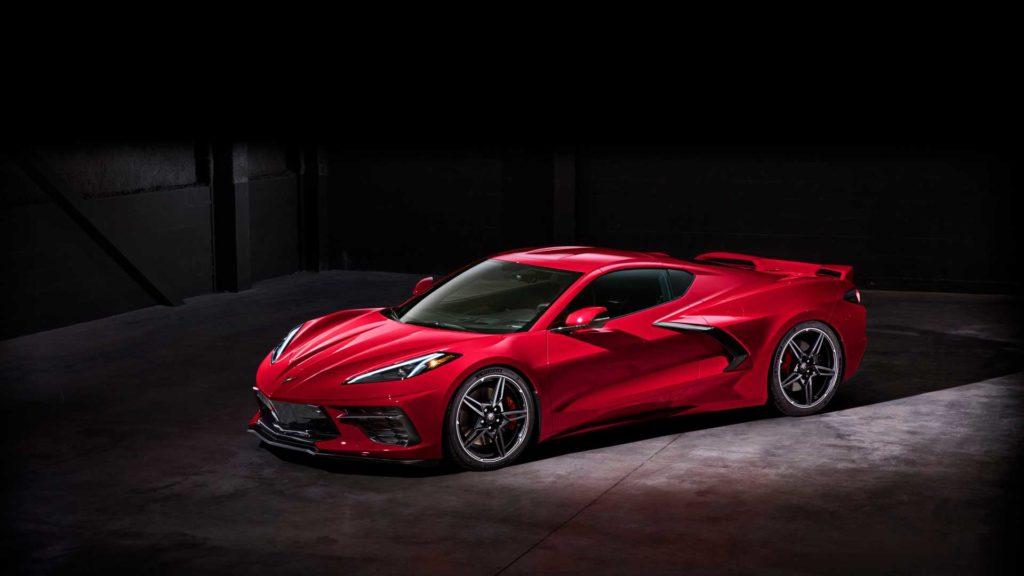 Nowa generacja Corvette zaprezentowana!