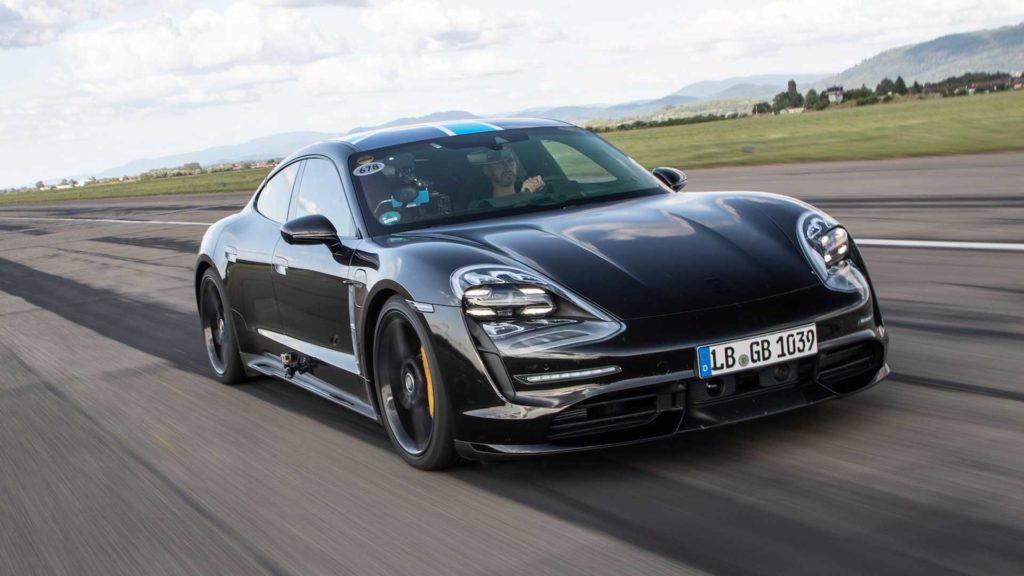 Premiera Porsche Taycan już 4 września