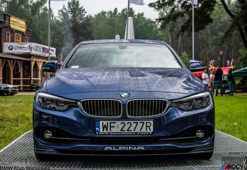 Alpina niezadowolona planami wprowadzenia ograniczników prędkości