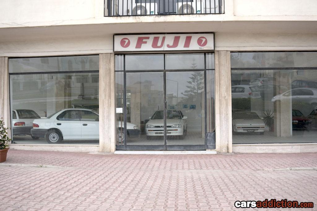 Maltańska kapsuła czasu z klasykami w salonie Subaru