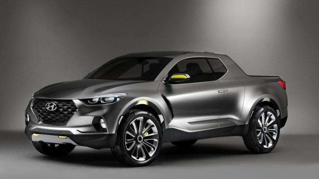 Hyundai zapowiedział Pickup'a we współpracy z KIA