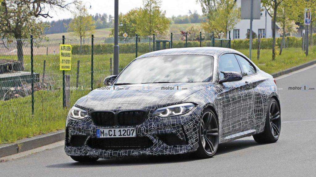 BMW M2 CS o mocy 450 KM zadebiutuje jeszcze w tym roku