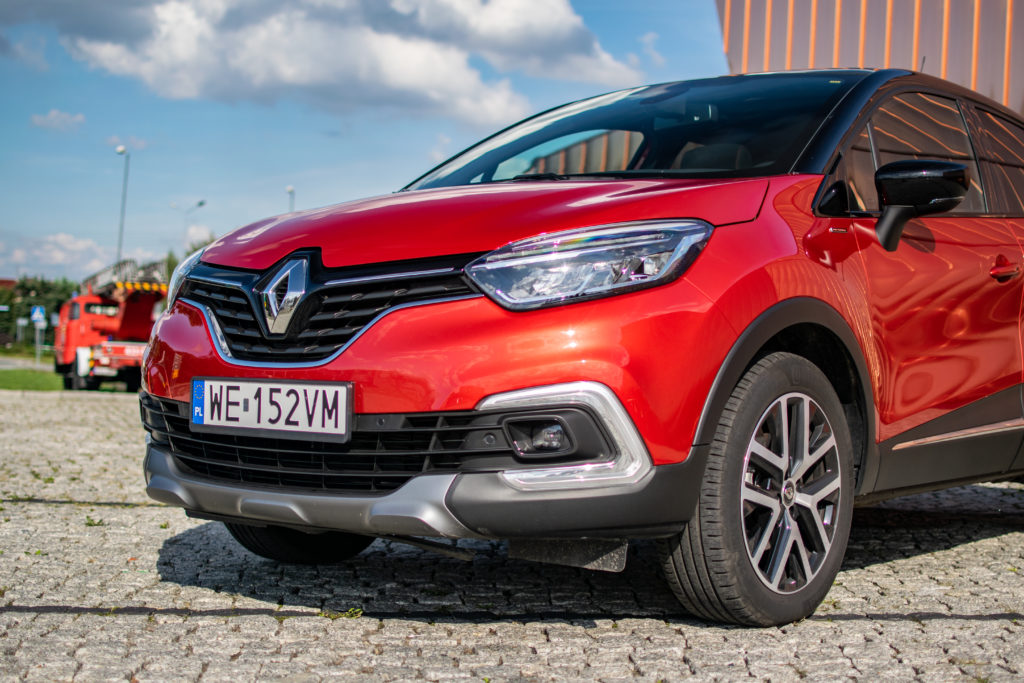 #TEST – Renault Captur RED EDITION 130 TCe – Crossover tylko do miasta