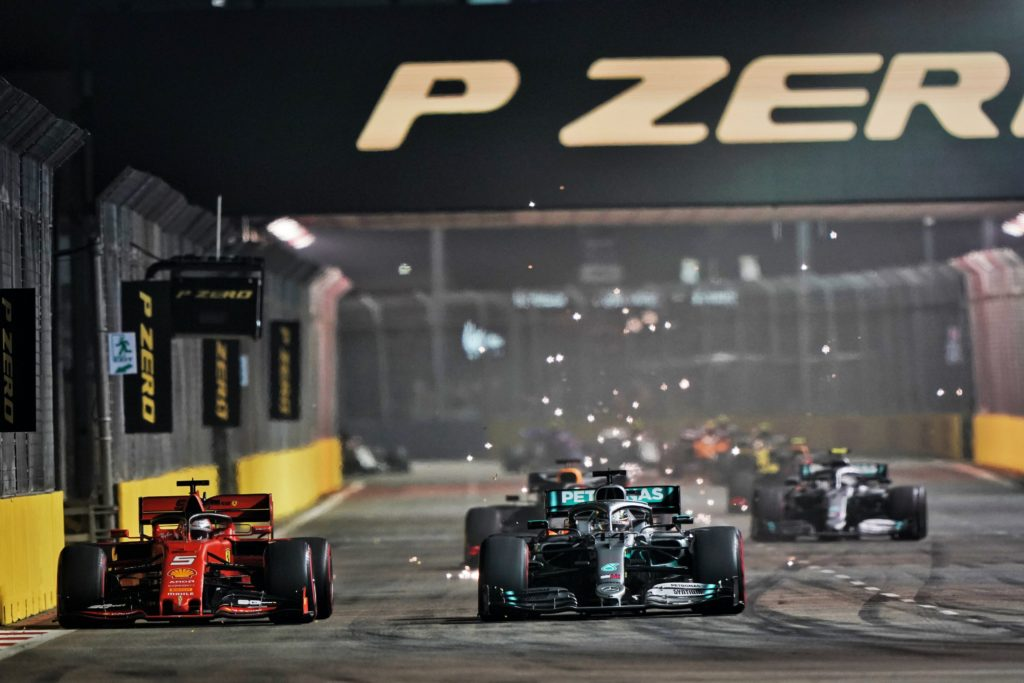 Grand Prix Singapuru [PODSUMOWANIE]