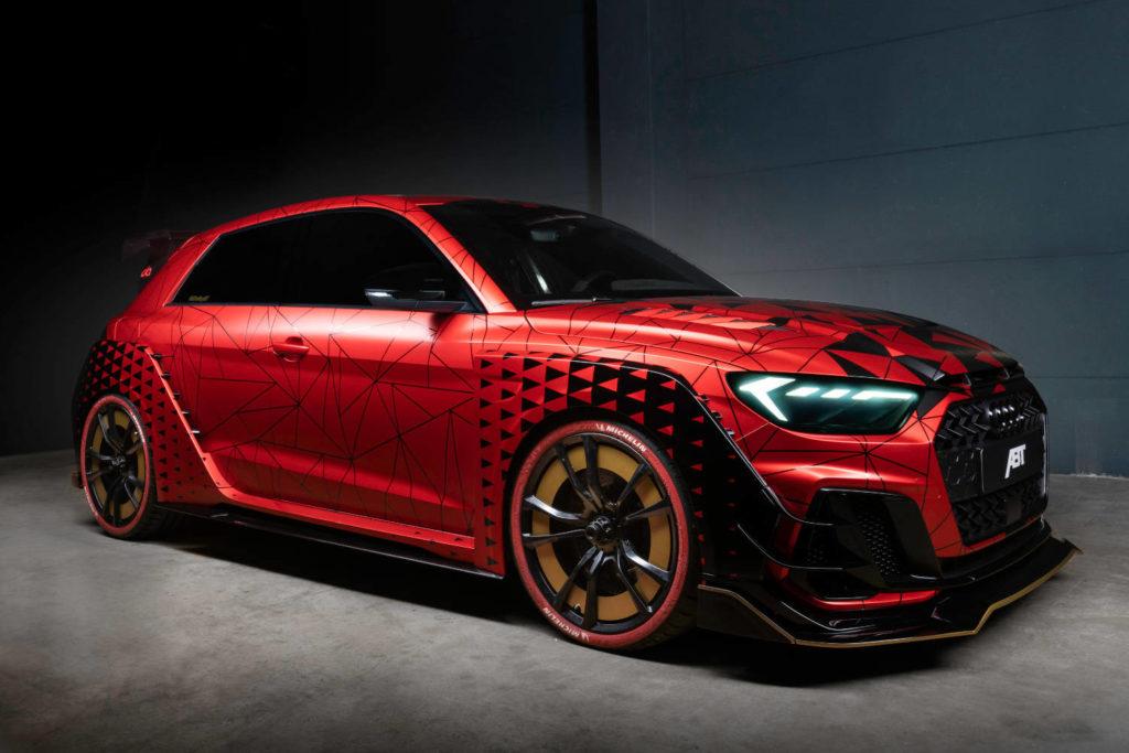 Audi S1 i RS1 od ABT godnie zastępuje niedoszłe modele seryjne