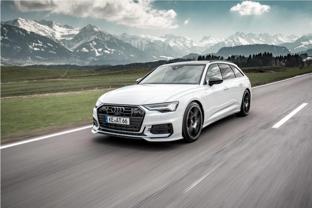 """Więcej mocy od ABT dla """"wielkiej trójki"""" Audi"""