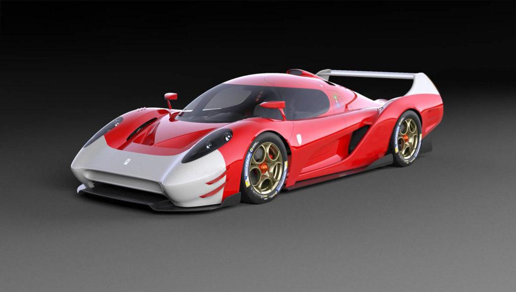 SCG 007 – nowy hypercar na drogi publiczne i do startu w Le Mans