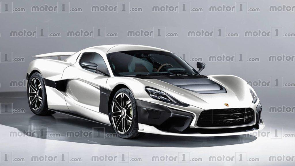 Porsche z planami na kolejnego elektryka we współpracy z Rimac
