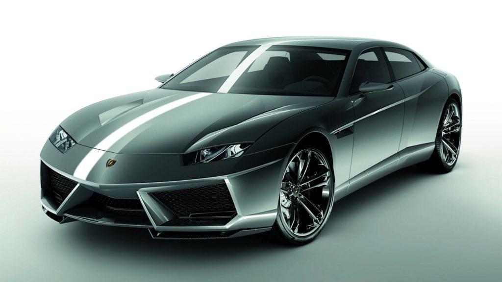 Lamborghini pokaże elektrycznego sedana po 2025 roku