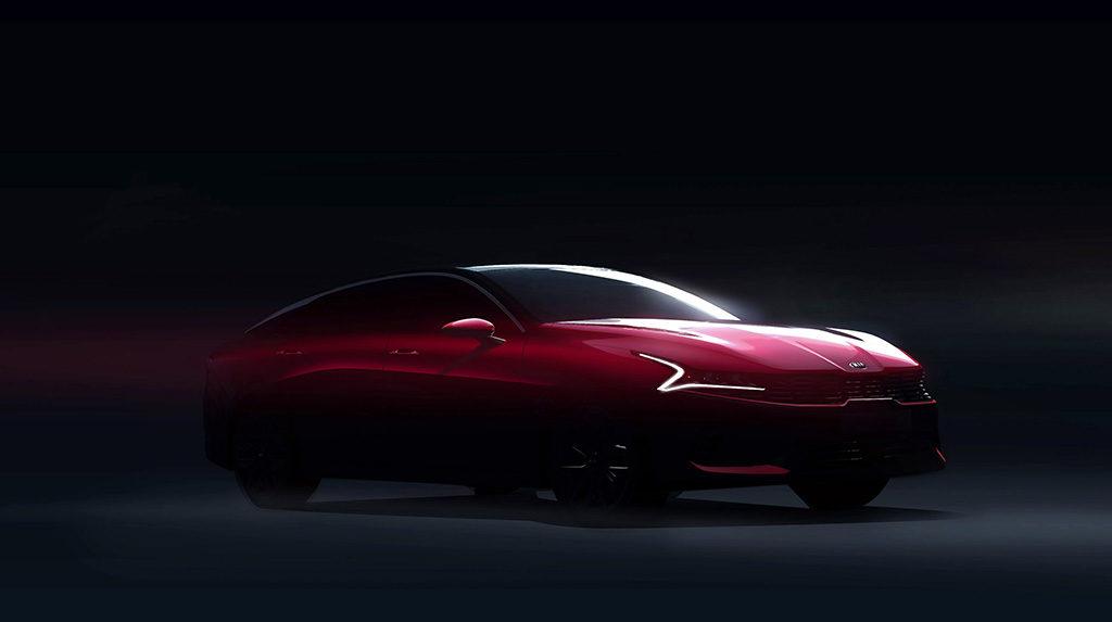 KIA Optima 2021 – ewolucja w stronę Audi