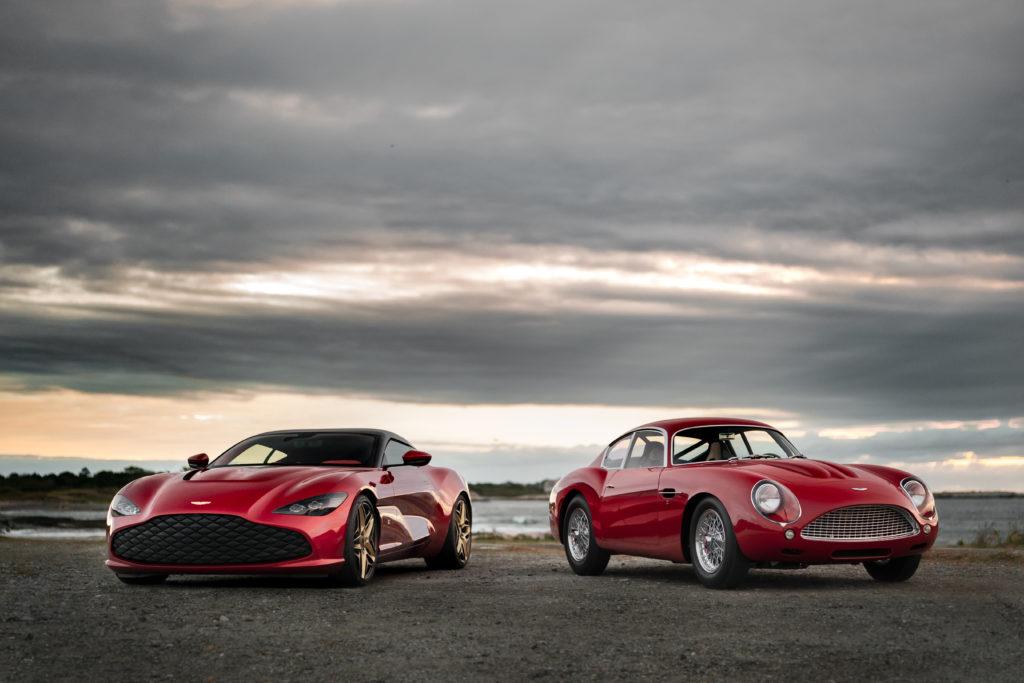 Aston Martin DB Zagato GT – hołd dla legendy