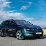 Skoda SUPERB COMBI Laurin & Klement 2.0 TSI 190 KM