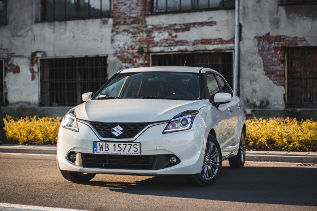 #TEST – Suzuki Baleno 1.2 Hybrid – Wizerunkowy sukces?