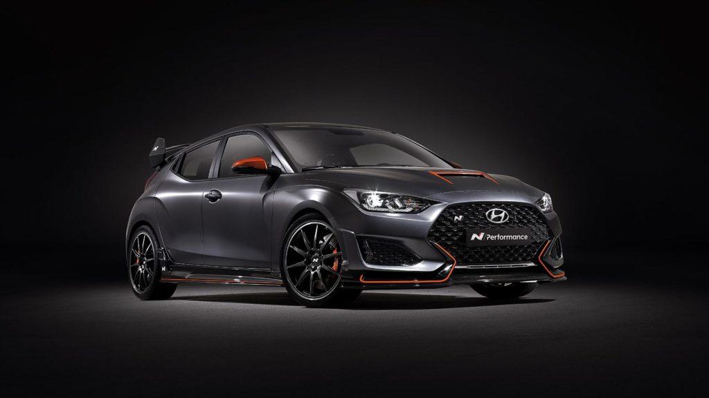 Hyundai Veloster N Performance Concept – prawie doskonały brat i30N