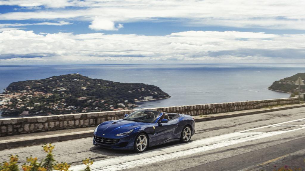 Ferrari Portofino w nowej wersji zadebiutuje w przyszłym miesiącu